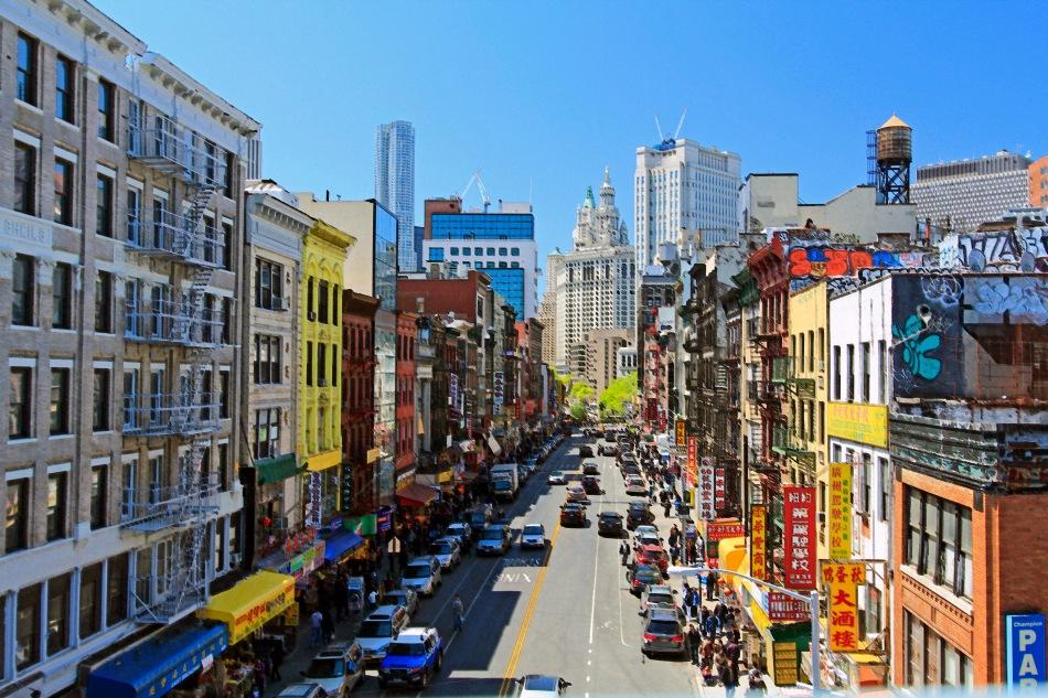 Chinatown & the Municipal Building Edit