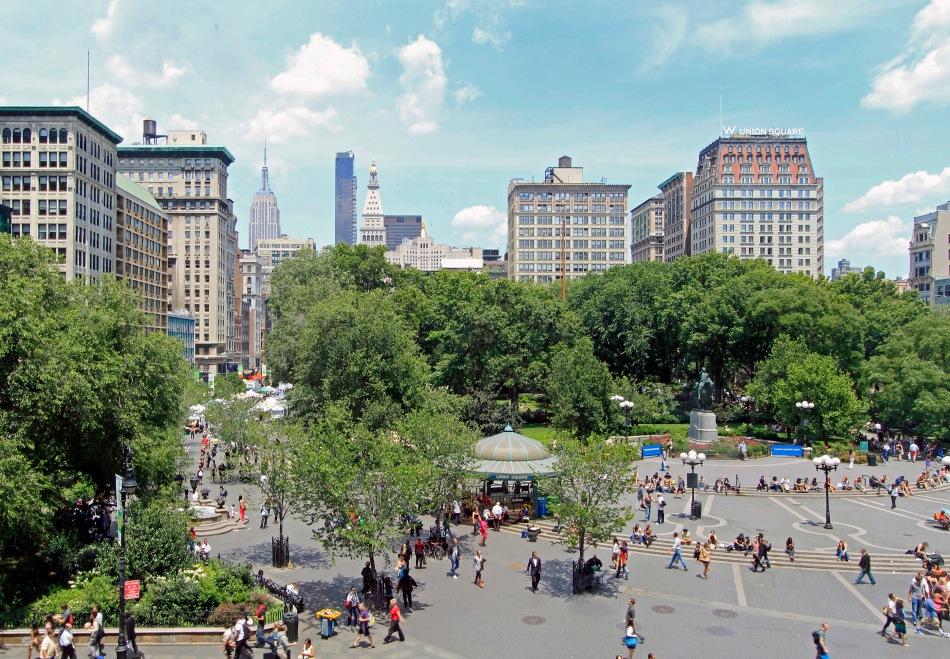 Union Square Park Edit